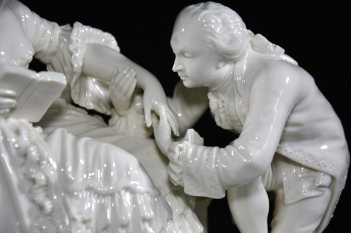 Porcelain Piece from Nymphenburg