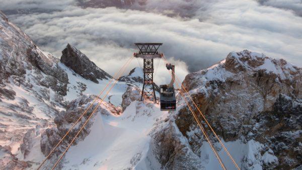 Garmisch and Zugspitze