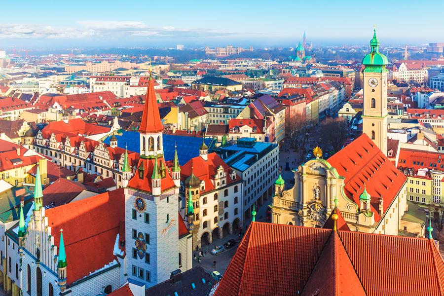 Munich, Bavarian State
