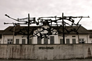 The Memorial at Dachau