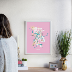 Sunny Side of Sacramento by Amber Witzke