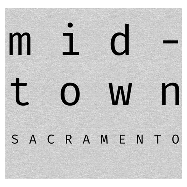 Midtown Sacramento Art By Amber Witzke Available on Redbubble