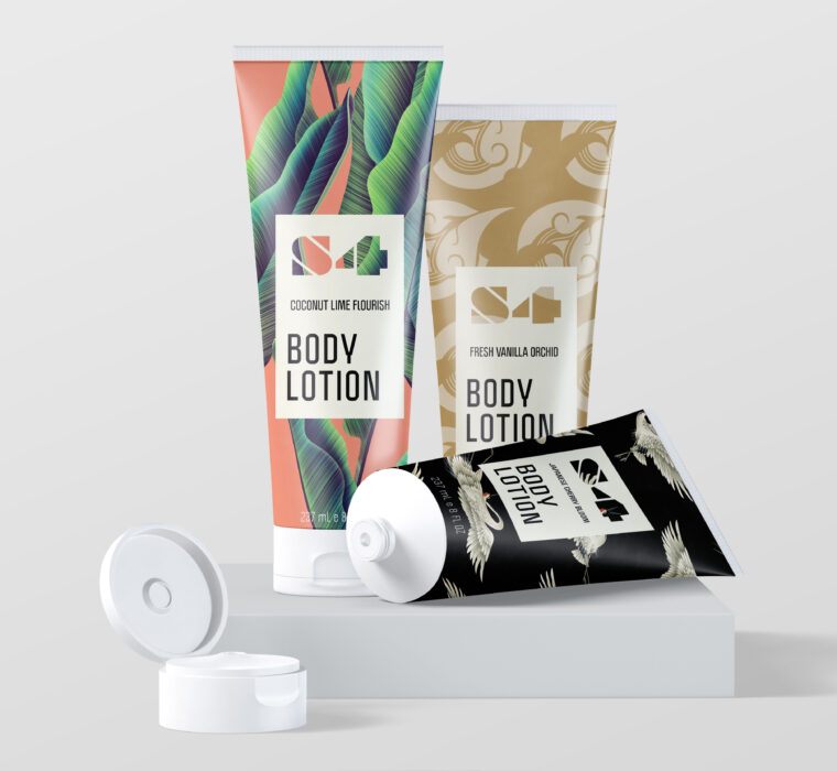 Kmart cosmetic packaging by Amber Witzke