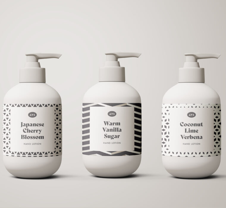 Hand Lotion By Amber Witzke