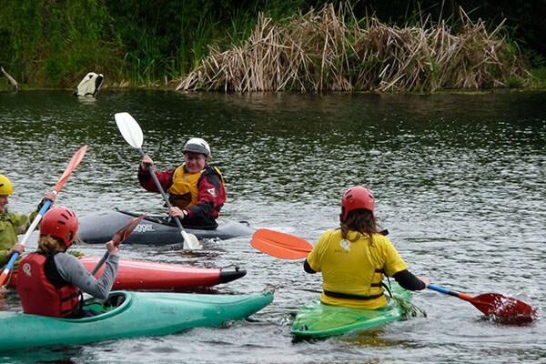 Kayaking 2010 - 01