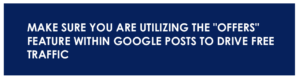 Google Posts Feature