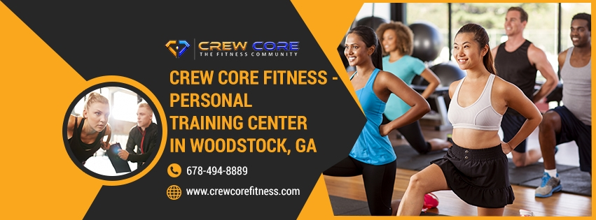 Crew Core Fitness Facebook Cover Image