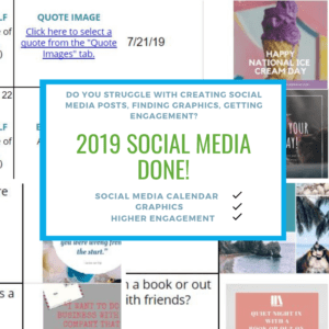 Social Media Post Ideas 2019 Done On The Maps Digital Marketing Company