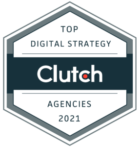 Clutch ranked On The Maps as the Top Digital Strategy Agencies