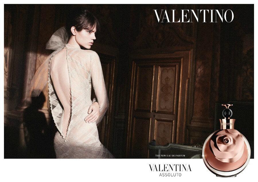 Valentina campaign ad