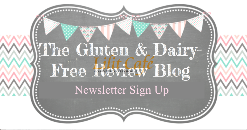 The Gluten & Dairy Free Review Blog