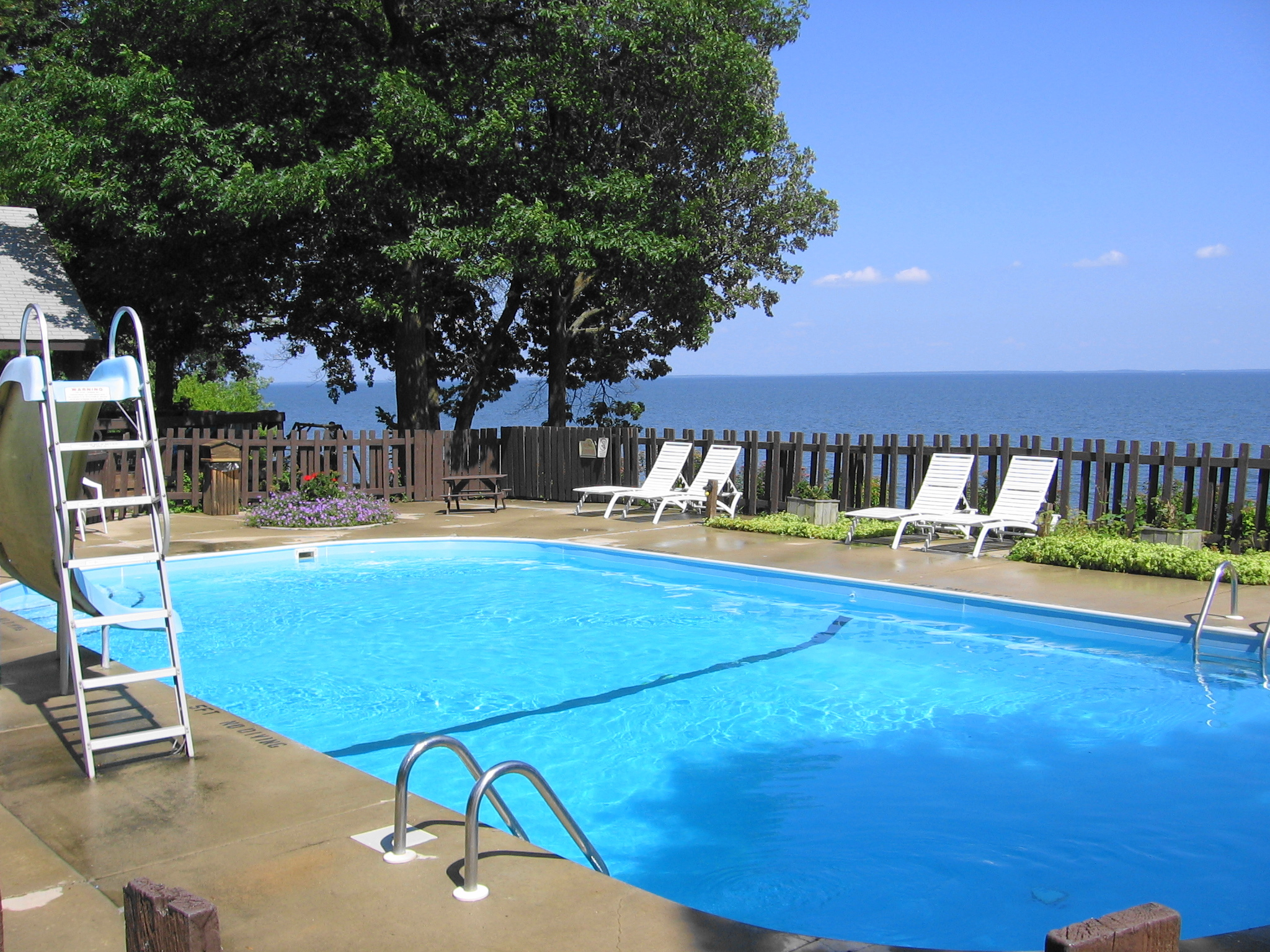 If you're looking for a resort with an in-ground pool near Walker, MN, look no further than Adventure North Resort!