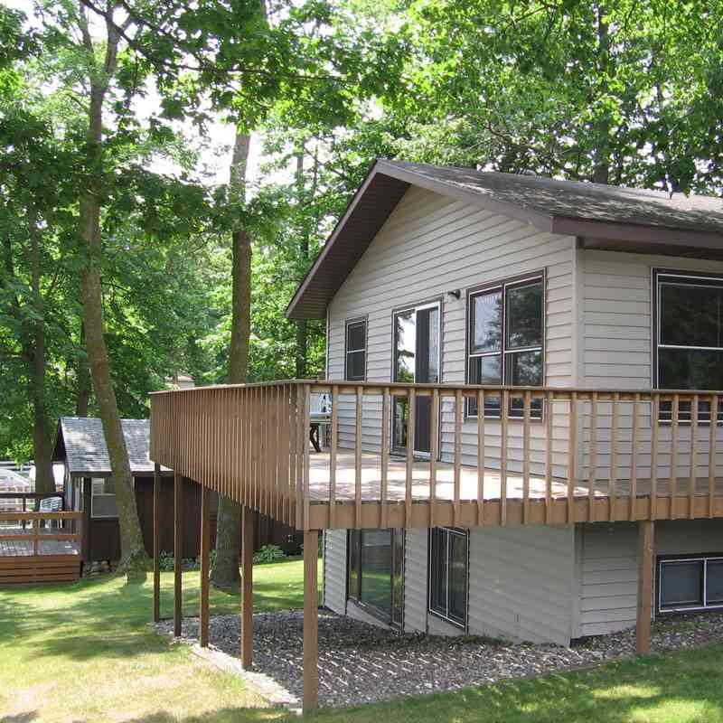 Shoreview Four Bedroom on Leech Lake