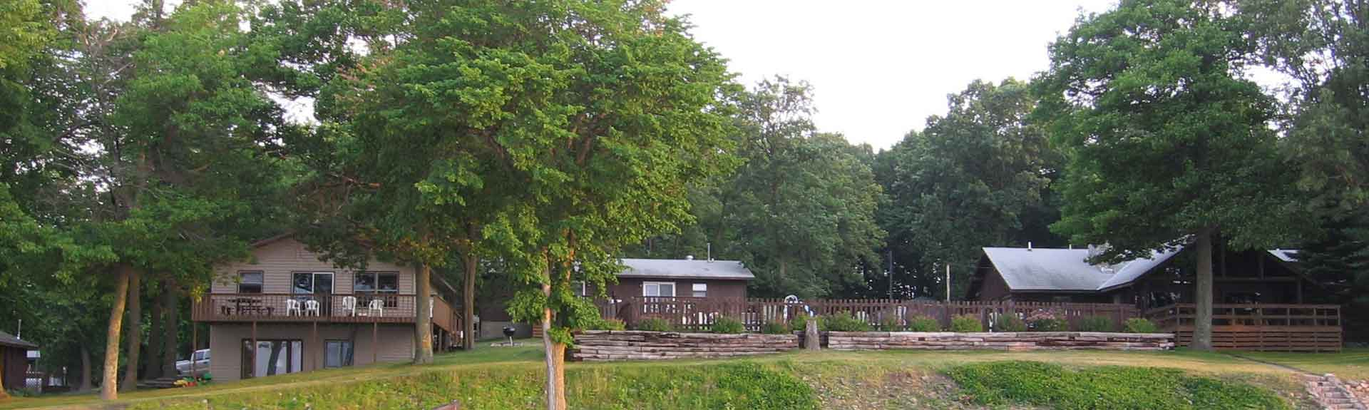 Adventure North Resort is conveniently located on the shores of Leech Lake.