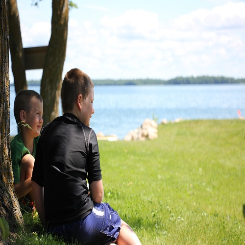 We offer fantastic activities for kids and families at Adventure North Resort on Leech Lake.