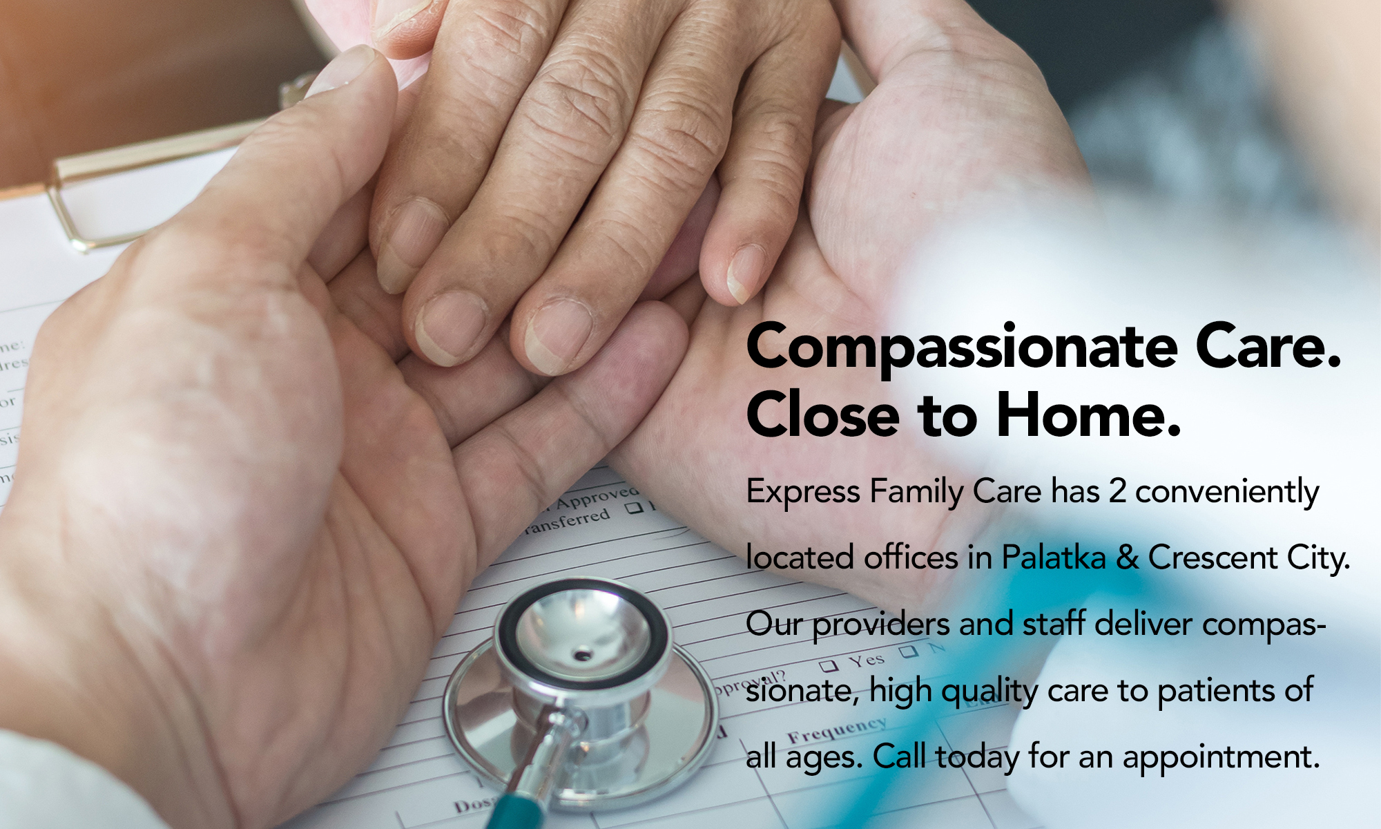 Compassionate Care and Close to Home