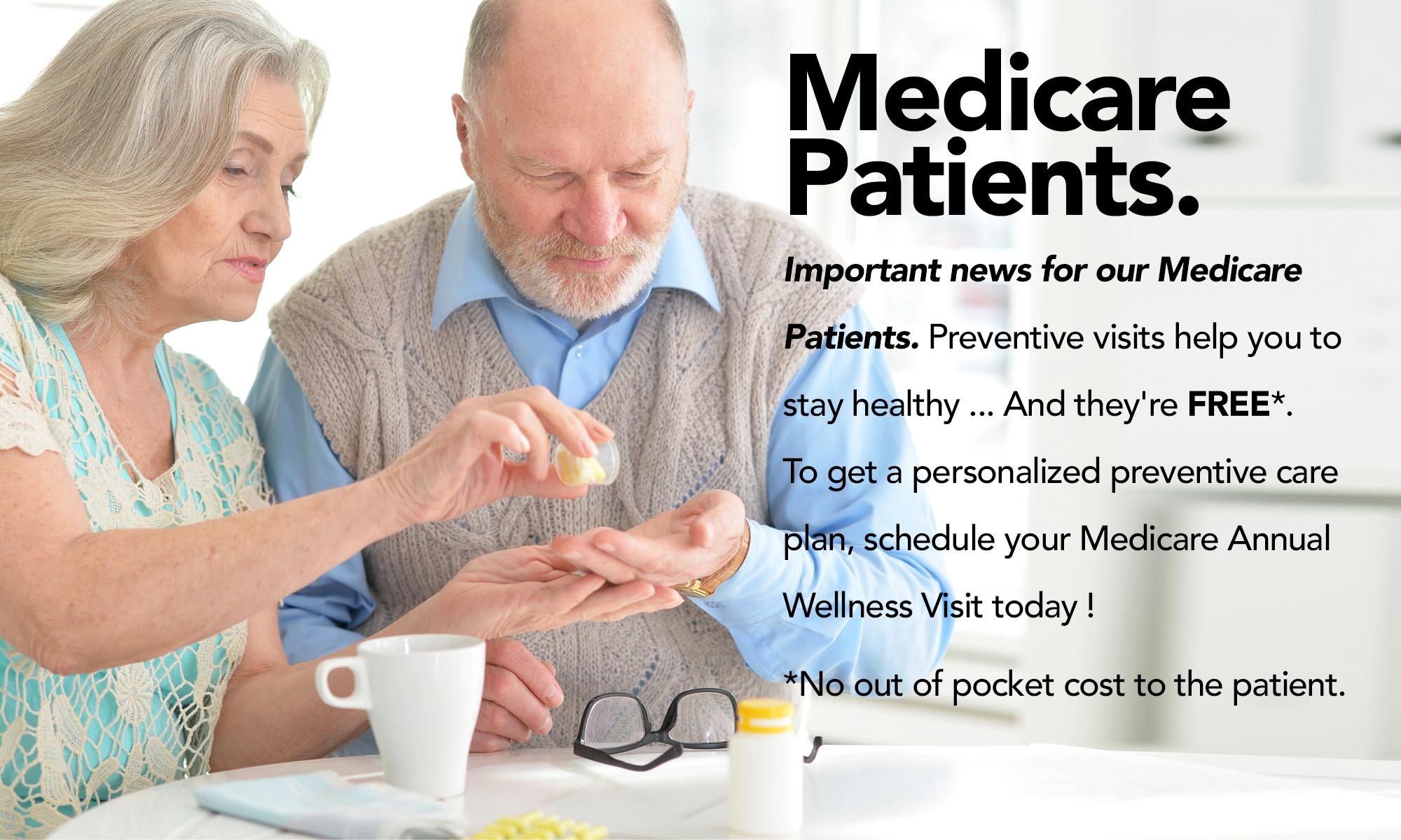 Medicare Patients