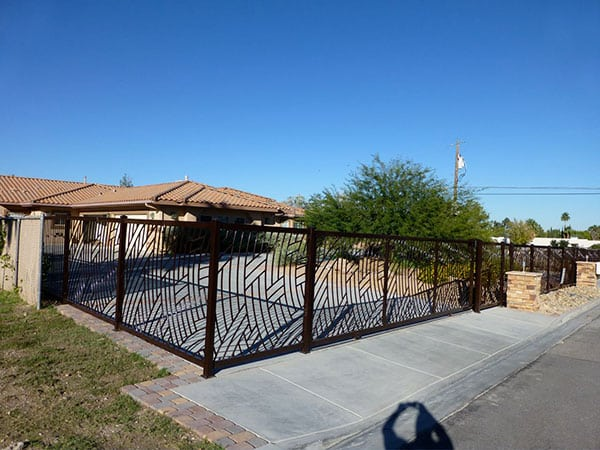 Wrought Iron Fences for Your Home
