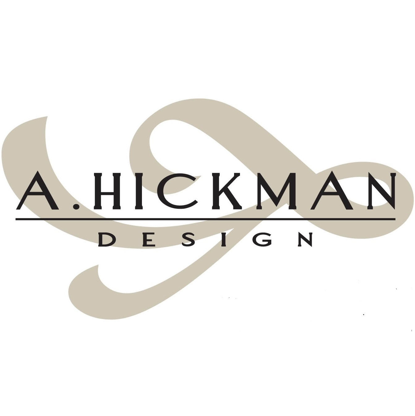 A.HICKMAN Design Website Build
