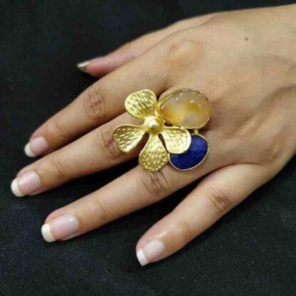 Wild Flower Honey Ring