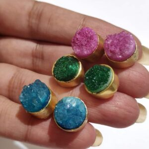 Sugar Crush Daily Fashion Stud Earrings (Set of 3) Hand
