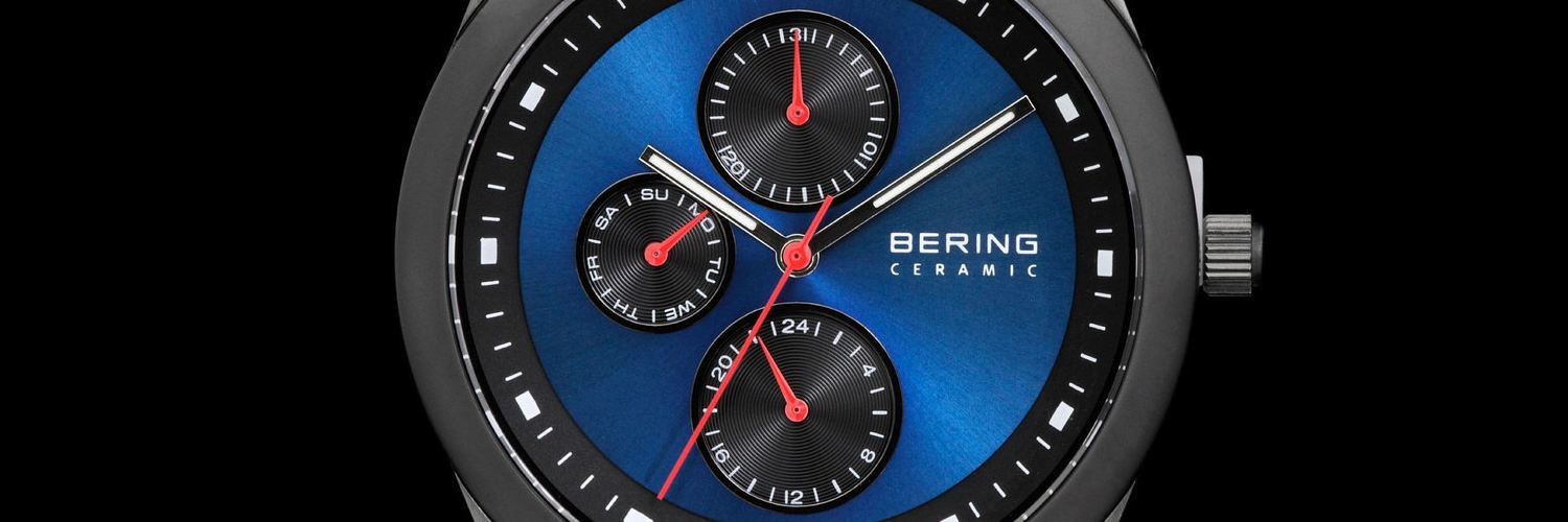 bering watches and jewelery