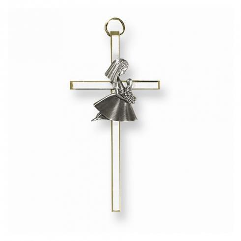 Girl First Communion Cross