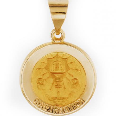 Gold Confirmation Medal