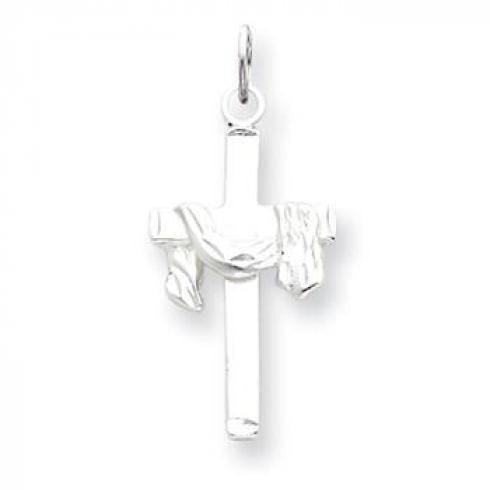 Sterling Silver Sacred Heart of Jesus