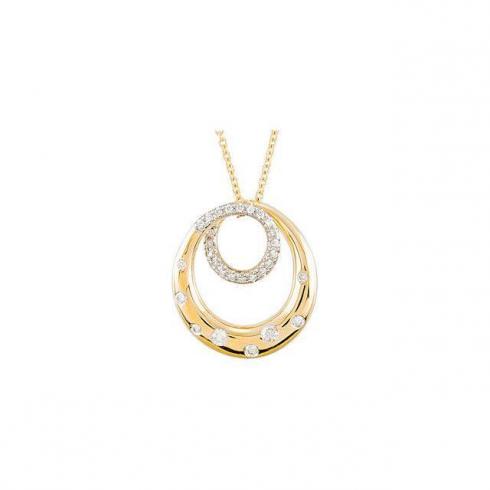 1/3 CTW Diamond 18″ Necklace