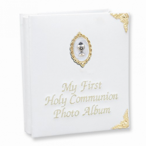 My First Holy Communion Photo Album