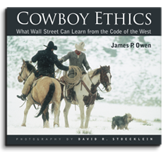 """Our Financial Advisor Team Ethics draw inspiration from """"Cowboy Ethics"""""""
