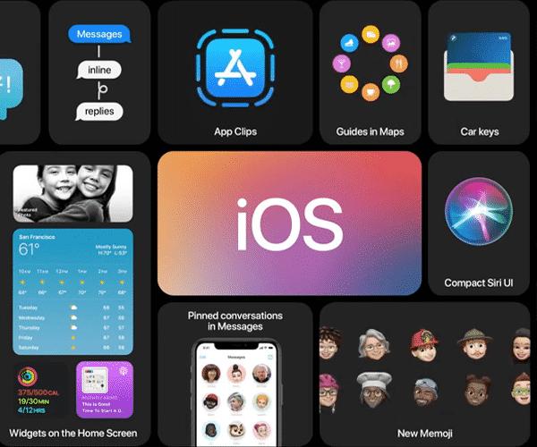 Apple iOS