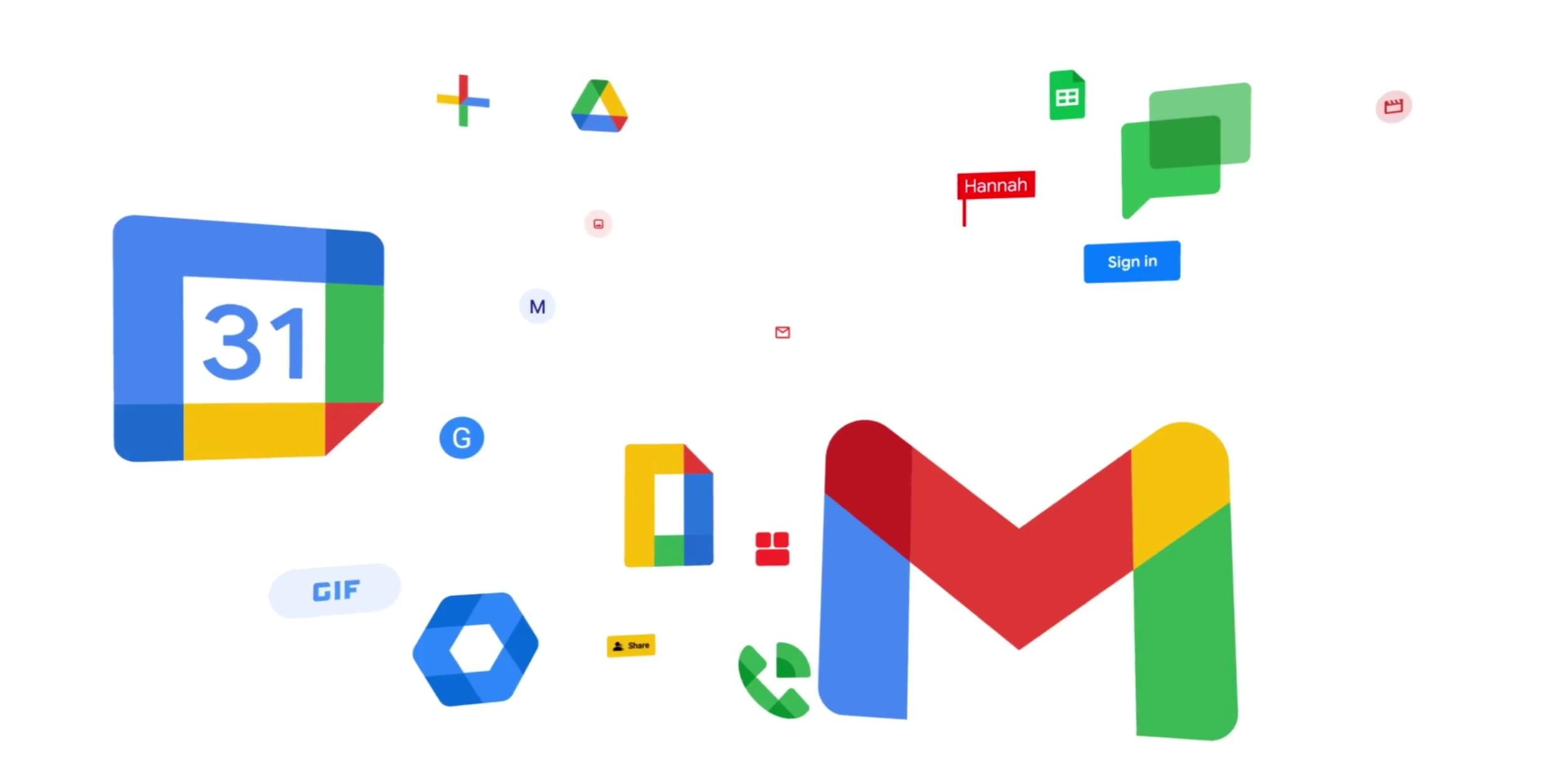 Google Workspace for Businesses