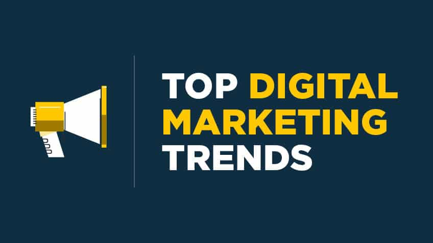 Top Digital Marketing Trends for 2021=