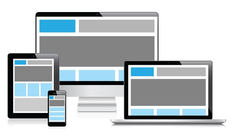 Mobile Responsive Website Design=