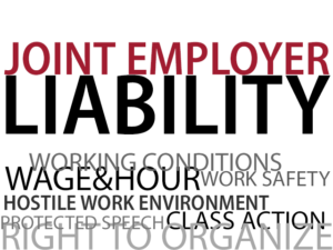 Joint Employer Liability