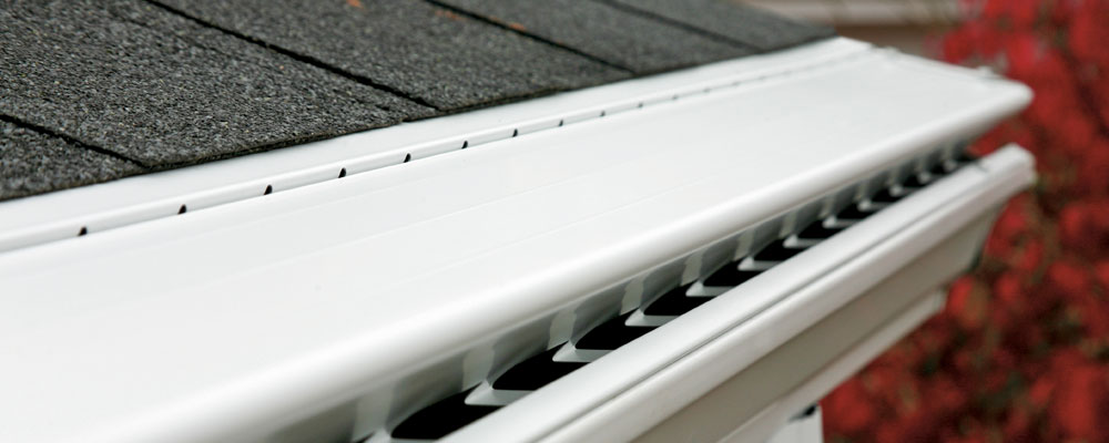 Do any kinds of gutter protection actually work?