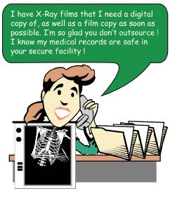 CopyScan Technologies-X-Ray-Girl