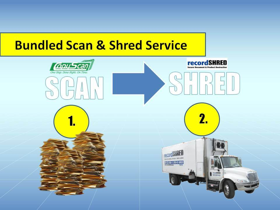 scan and shred