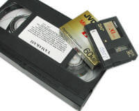 Audio Video Tape Conversion to Digital by CopyScan Technologies