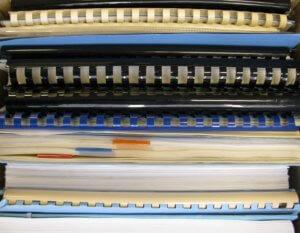 Binder Booklet Printing by CopyScan Technologies