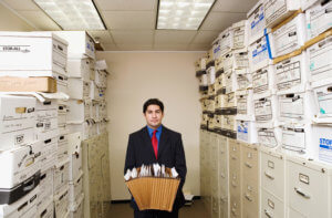 Law Firm Records Archive Scanning Imaging by CopyScan Technologies