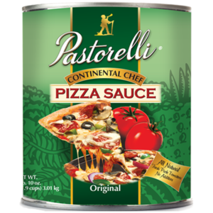 Continental Chef Pizza Sauce