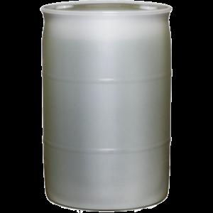55-gallon vinegar drum