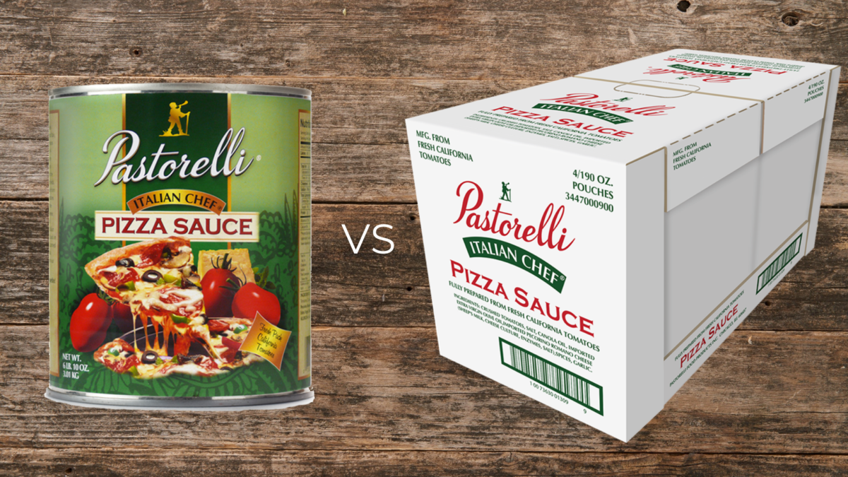 Cans vs. Pouches