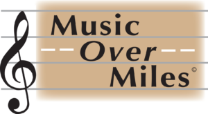 Music Over Miles Annual Donation Page