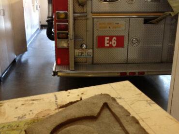Fire Station Press Molds