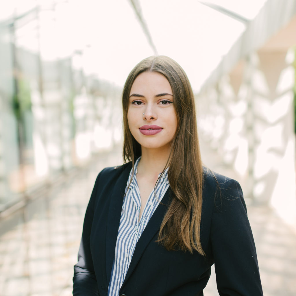 President - Rachel Walsh