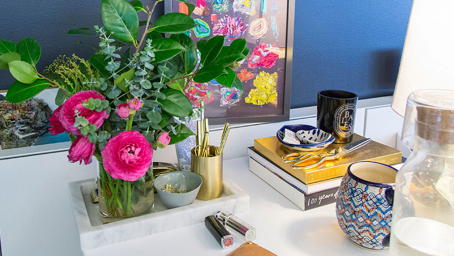Clutter, Organized, Clutter-Free Living, Healthy Habits.